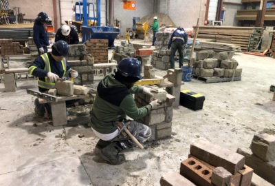 Bricklaying & Plastering Level 2